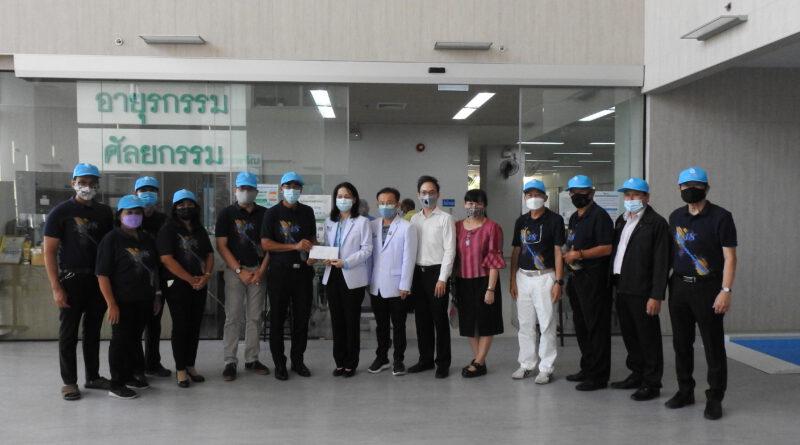 เข้าร่วมโครงการ ชสอ. รวมใจ สหกรณ์ไทยสู้ภัยโควิด -19  ปี 2564